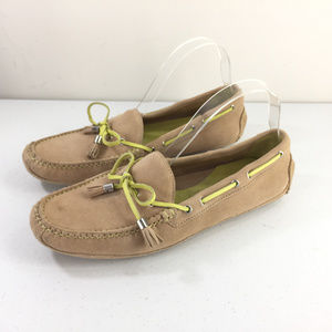 Cole Haan driving Mocs Boat Shoe Loafer Women's 9